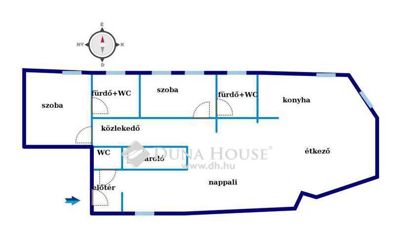 Eladó Lakás, Budapest, 1 kerület, A Vár aljában 3 szobás, pazar lakás eladó!