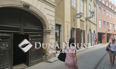 Eladó üzlethelyiség, Heves megye, Eger, Történelmi belváros közepe