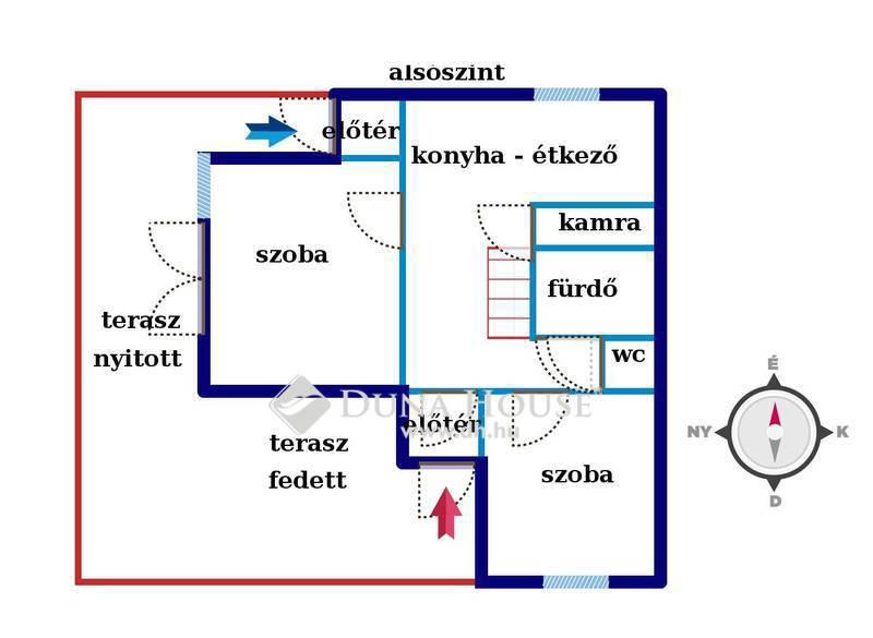 Eladó Ház, Baranya megye, Ellend, Kossuth Lajos utca