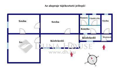 Eladó Ház, Budapest, 17 kerület, Közel a keresztúri elágazáshoz
