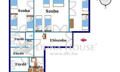 Eladó Lakás, Budapest, 1 kerület, Váralja Hostel lakás