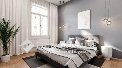 Prodej bytu, Bořivojova, Praha 3 Žižkov