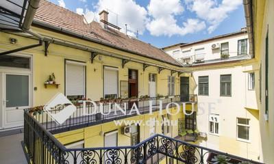Eladó Lakás, Budapest, 7 kerület, Zsinagógától nem messze szép házban felújítandó