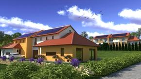 Eladó ház, Törökbálint, XXI. századi okos-ház, napelemmel!