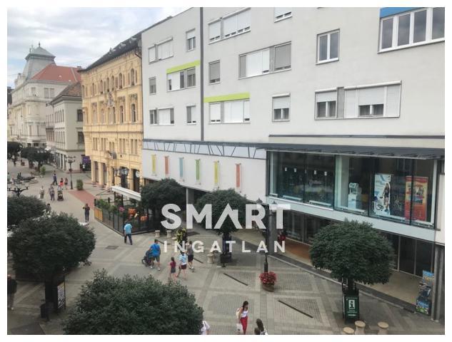 Eladó Lakás, Győr-Moson-Sopron megye, Győr, Belváros sétálóutcáján !