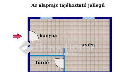 Eladó Ház, Budapest, 16 kerület, Rákosszentmihályon 364 nm telken 31 nm ház