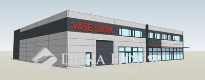 For sale industrial property, Sulice, Okres Praha-východ