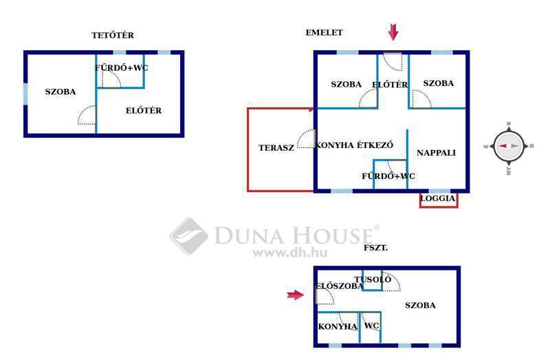 Eladó Ház, Baranya megye, Pécs, Bajmi dűlő