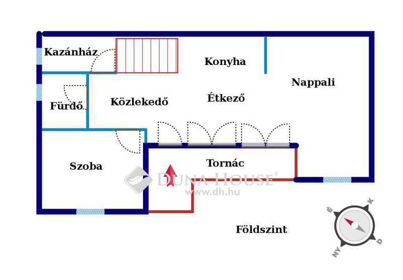 Eladó Ház, Veszprém megye, Dörgicse, Újszerű, kúria jellegű