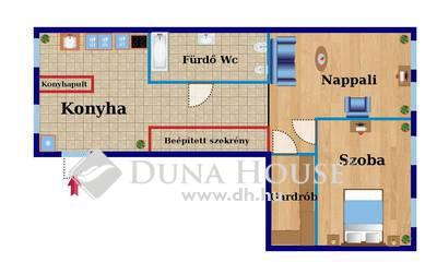 Kiadó Lakás, Budapest, 7 kerület, Rendkívül világos, 2. emeleti, felújított lakás
