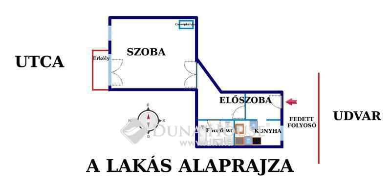 Eladó Lakás, Budapest, 7 kerület, A Rózsák tere szomszédságában