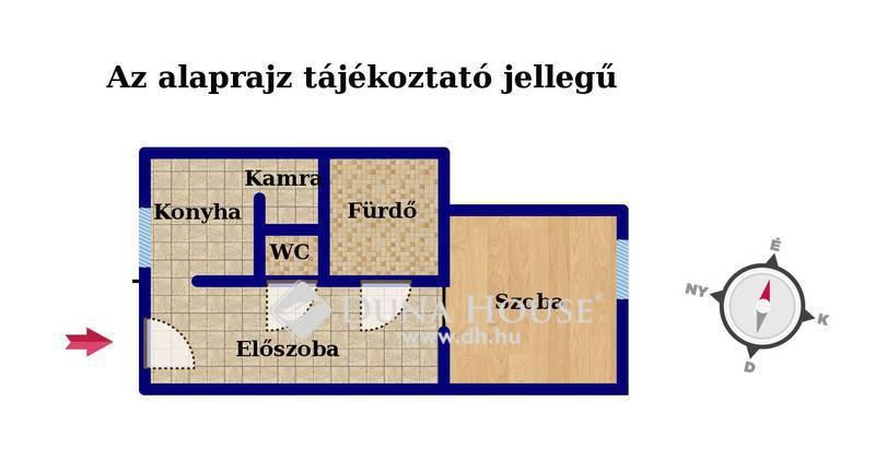 Eladó Lakás, Budapest, 11 kerület, Bártfai utca elején, kitűnő közlekedésű helyen