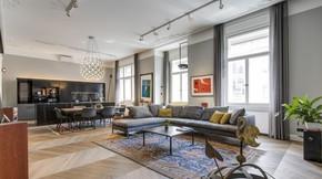 Eladó lakás, Budapest 5. kerület, Manhattani színvonalú luxuslakás, luxus helyen
