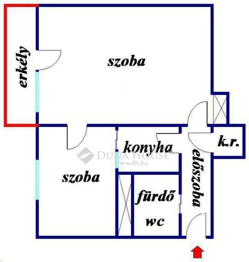 Eladó Lakás, Hajdú-Bihar megye, Debrecen, Jászai Mari utca