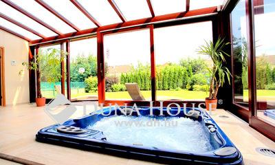 Eladó Ház, Budapest, 16 kerület, Rákosszentmihályon luxus ház berendezésekkel