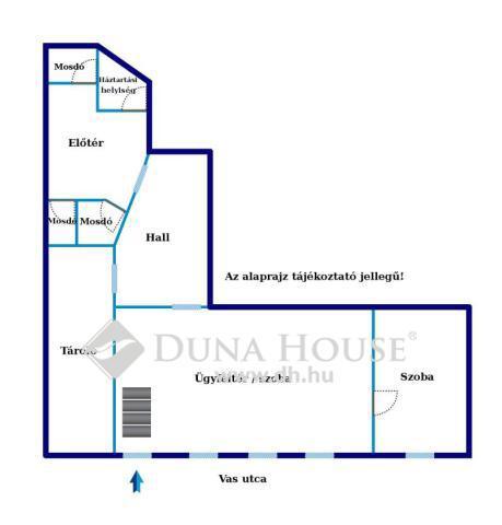 Eladó tégla lakás Budapest 08. kerület