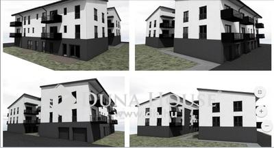Eladó Lakás, Veszprém megye, Veszprém, Kertvárosi új építésű, erkélyes