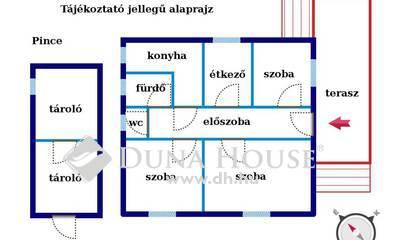 Eladó Ház, Pest megye, Szigethalom, József Attila utca