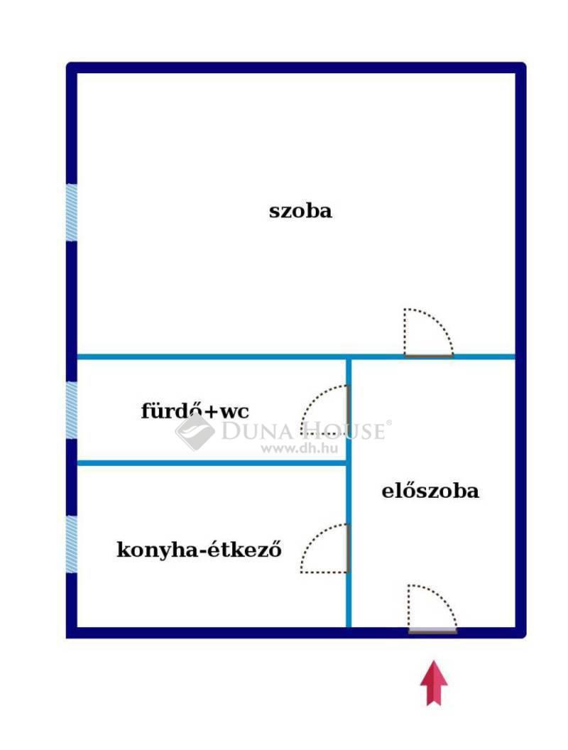 Eladó Lakás, Hajdú-Bihar megye, Debrecen, Ótemető utca