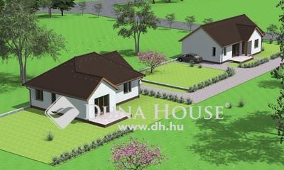 Eladó Ház, Győr-Moson-Sopron megye, Kunsziget, Újépítésű családi ház L1