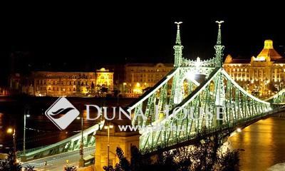 Kiadó Lakás, Budapest, 5 kerület, DUNAI, BUDAI PANORÁMÁS, 2 HÁLÓS, DUPLAKOMFORTOS