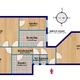 Eladó Lakás, Budapest, 9 kerület, 3+1 szobás, napfényes lakás a Körúttól 1 percre