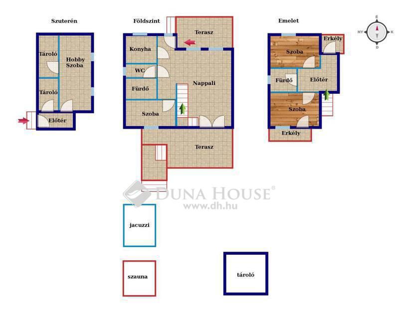 Eladó Ház, Tolna megye, Nagykónyi, Kis utca