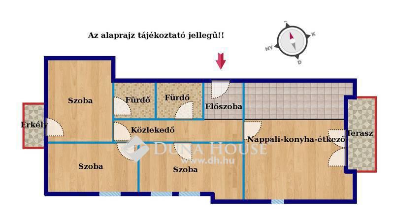 Eladó Lakás, Budapest, 14 kerület, Alsórákos frekventált része