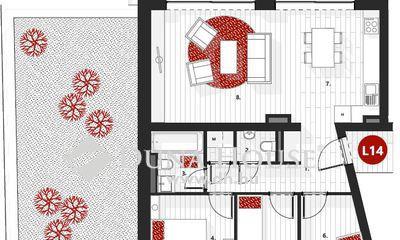 Eladó Lakás, Zala megye, Zalaegerszeg, III.em, nappali + 3 szobás penthouse