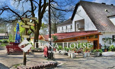 Eladó Szálloda, hotel, panzió, Pest megye, Dunakanyar szívében turistaszálló és kalandpark