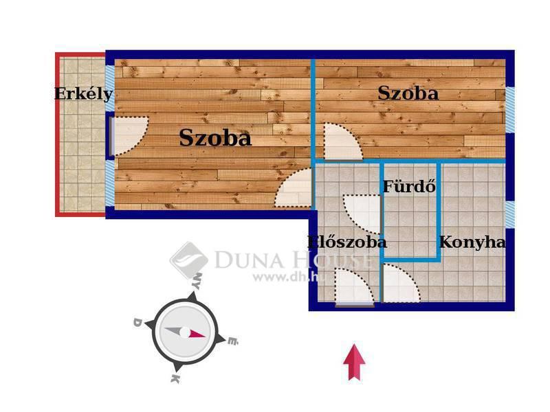 Eladó Lakás, Baranya megye, Pécs, Kodály Zoltán utca