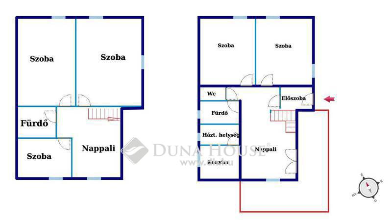 Eladó Ház, Budapest, 23 kerület, Kertes házas övezet