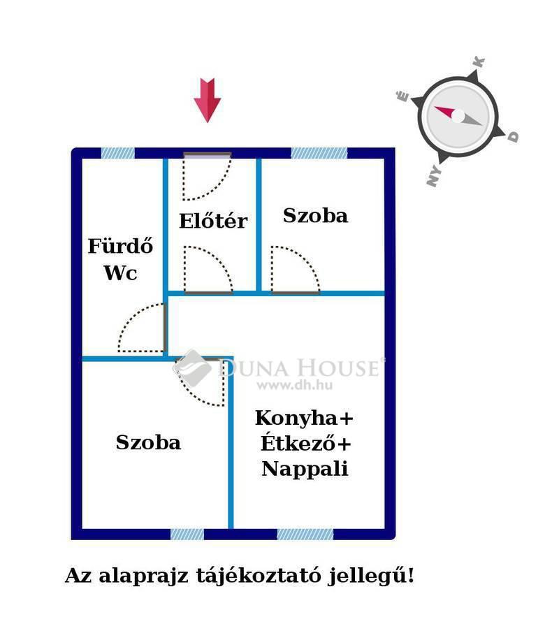 Eladó Lakás, Győr-Moson-Sopron megye, Győr, Pinnyédi sorházi lakás L2/A