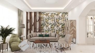 Eladó lakás, Budapest 5. kerület, Belgrád rakpartnál megvalósított luxus