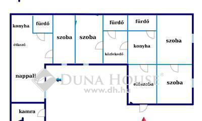 Eladó Ház, Budapest, 23 kerület, Vadőr utca
