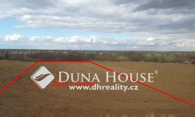 Prodej pozemku, Žabonosy, Okres Kolín