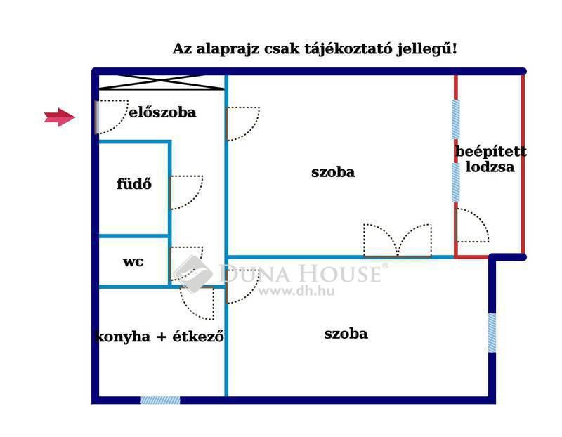 Eladó Lakás, Budapest, 21 kerület, Csepel Pláza mellett felújított 2 szobás