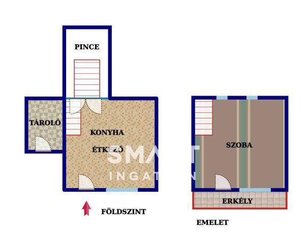 Eladó Ház, Komárom-Esztergom megye, Bajna,