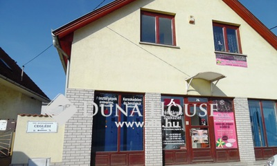 Eladó üzlethelyiség, Bács-Kiskun megye, Kecskemét, Ceglédi úton 4 üzlethelyiség eladó