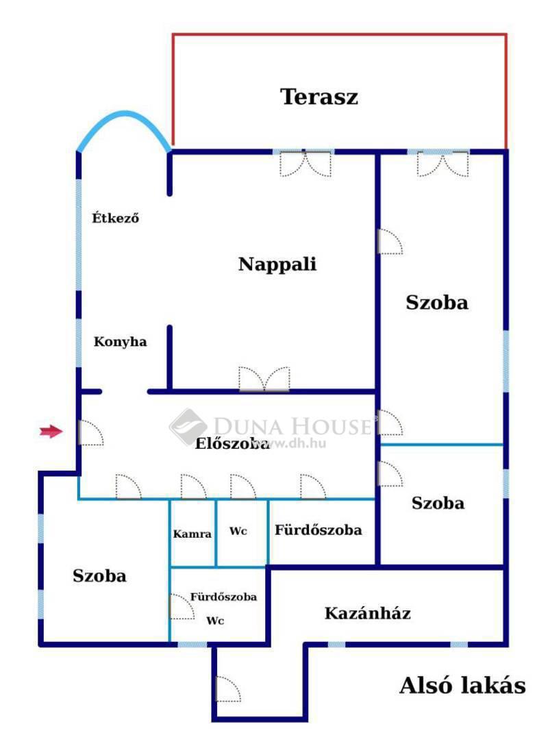 Eladó Lakás, Budapest, 2 kerület, Hidegkúti út