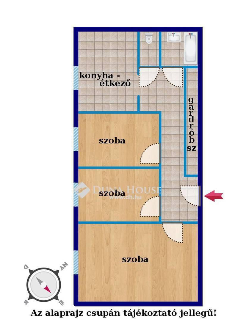 Eladó Lakás, Budapest, 19 kerület, Kispest