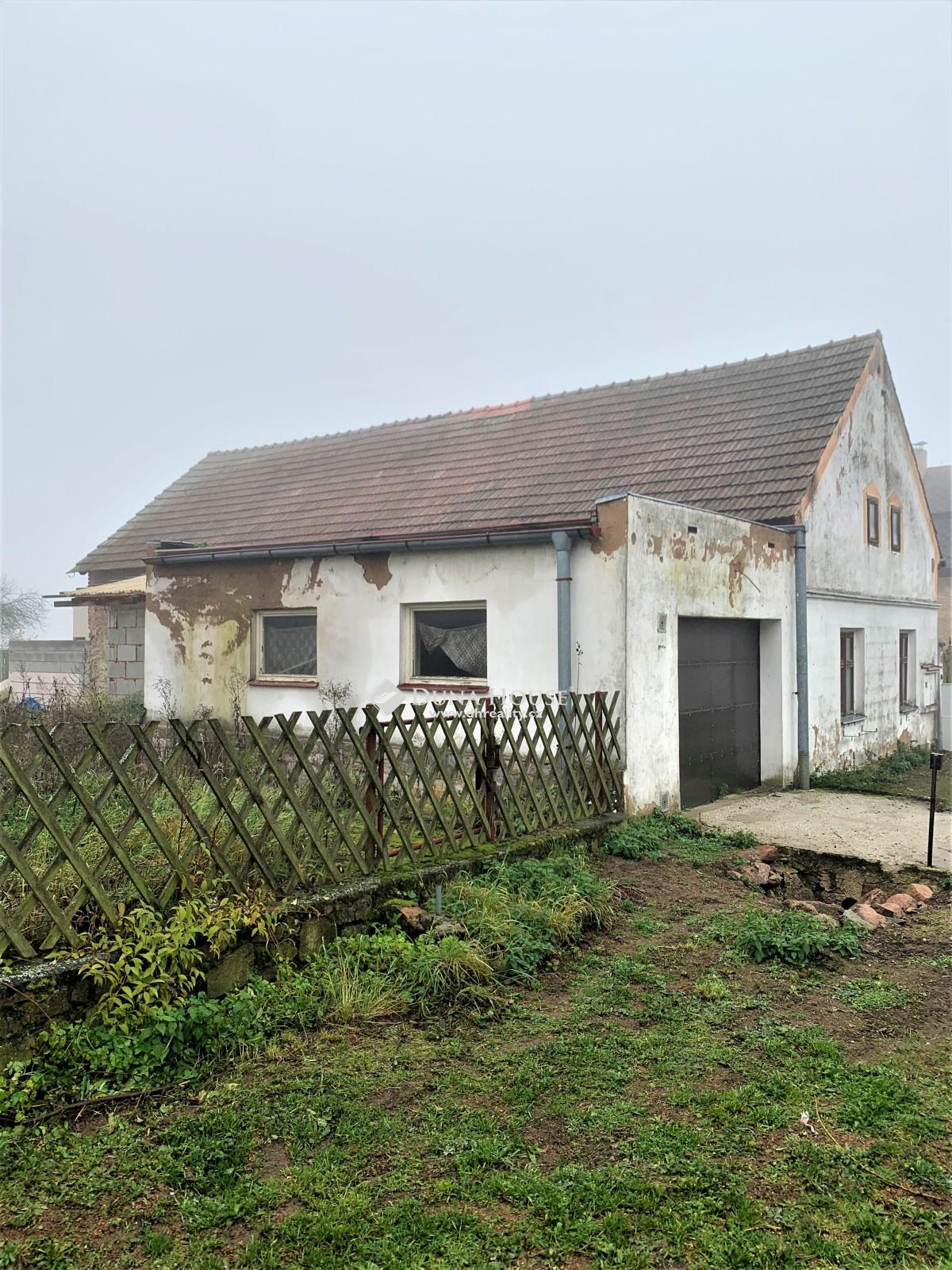 Prodej domu, Velká Chmelištná, Okres Rakovník