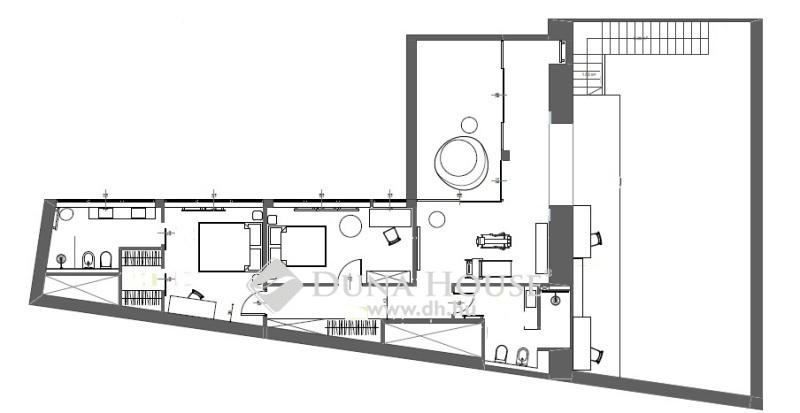 Eladó Lakás, Budapest, 6 kerület, Andrássy úton tetőteraszos penthouse lakás