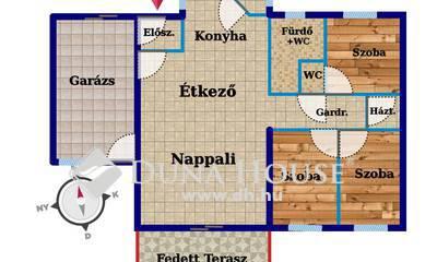Eladó Ház, Fejér megye, Székesfehérvár, Feketehegy kedvelt részén