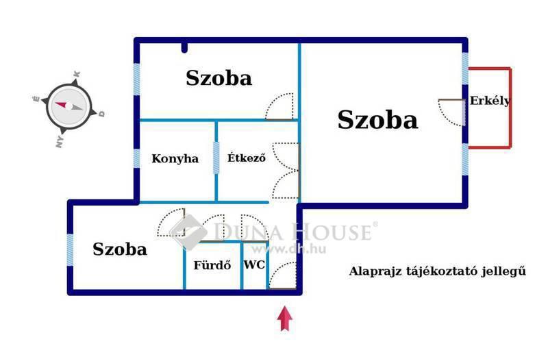 Eladó Lakás, Budapest, 7 kerület, Peterdy utca