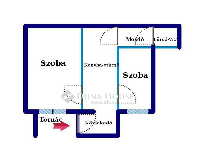 Eladó Lakás, Baranya megye, Pécs, Belvároshoz közel