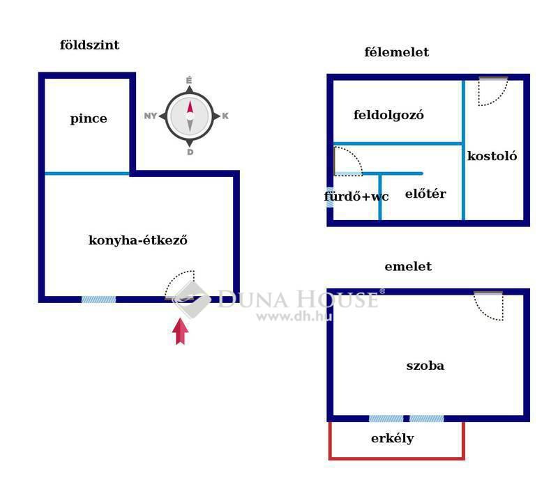 Eladó Ház, Baranya megye, Villány, Rákóczi utca
