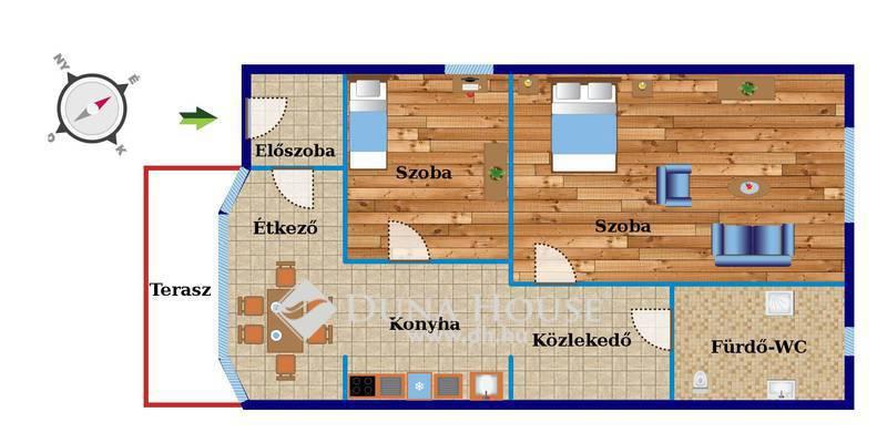 Eladó Ház, Győr-Moson-Sopron megye, Győr, Győr-Szabadhegyi sorház