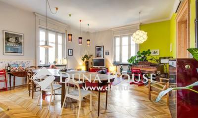 Eladó Lakás, Budapest, 6 kerület, Király utcában 6 szobás duplex