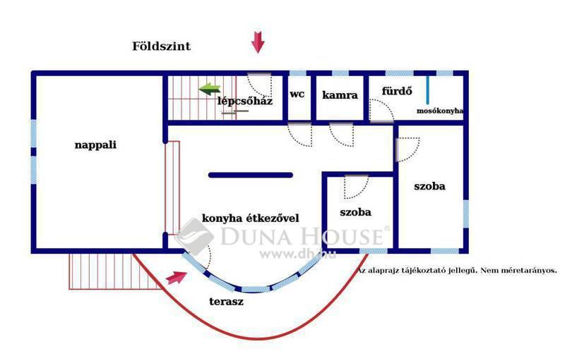 Eladó Ház, Budapest, 16 kerület, Családoknak,akár 2 generációnak, jó elosztás